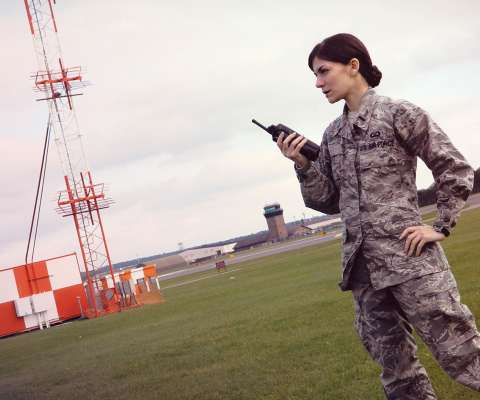 Airfield Operations Officer | U S  Air Force ROTC